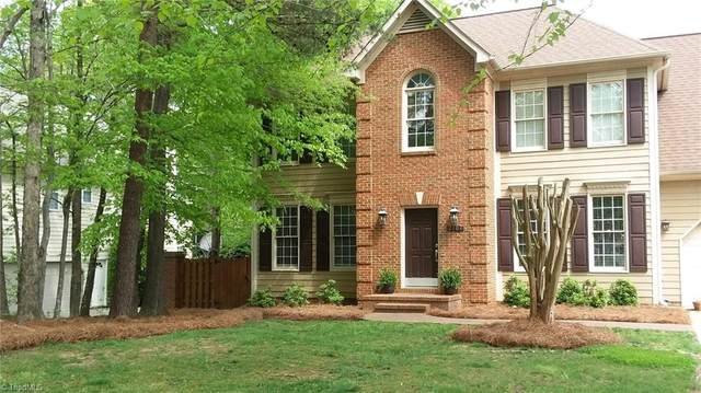 2107 Regents Park Lane, Greensboro, NC 27455 (MLS #1019920) :: Ward & Ward Properties, LLC