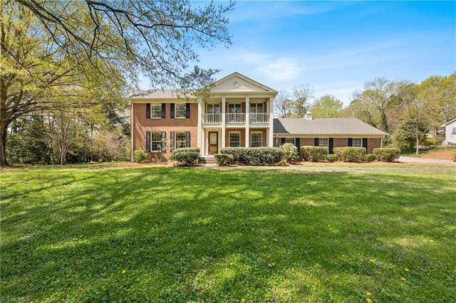 1419 Heathcliff Road, High Point, NC 27262 (MLS #1019926) :: Lewis & Clark, Realtors®