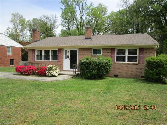 1632 Larkin Street, High Point, NC 27262 (MLS #1019932) :: Berkshire Hathaway HomeServices Carolinas Realty
