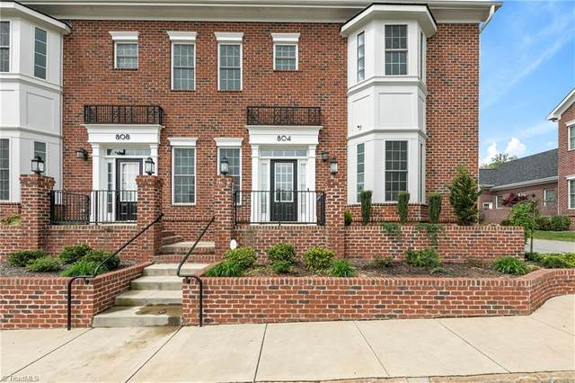 804 S Marshall Street, Winston Salem, NC 27101 (MLS #1019933) :: Greta Frye & Associates   KW Realty Elite