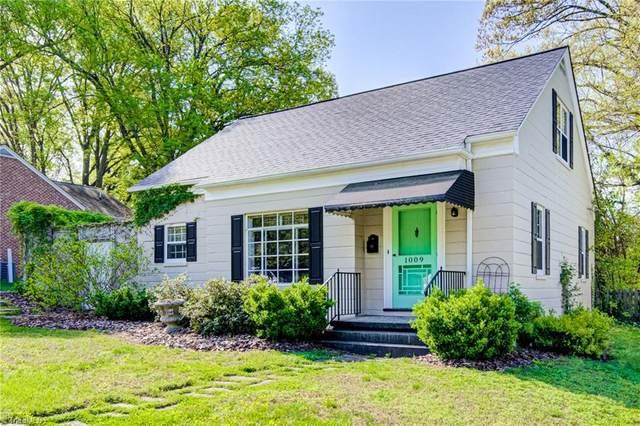 1009 Guilford Avenue, Greensboro, NC 27401 (MLS #1019936) :: Berkshire Hathaway HomeServices Carolinas Realty