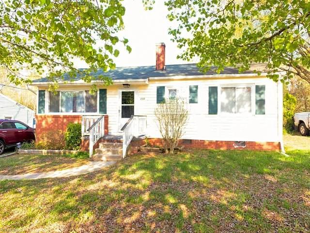1510 Waverly Street, High Point, NC 27265 (MLS #1019937) :: Greta Frye & Associates   KW Realty Elite