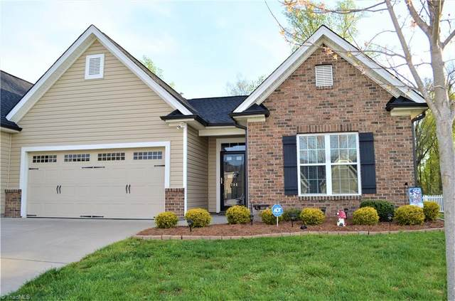 744 Forester Court, High Point, NC 27265 (MLS #1019957) :: Berkshire Hathaway HomeServices Carolinas Realty
