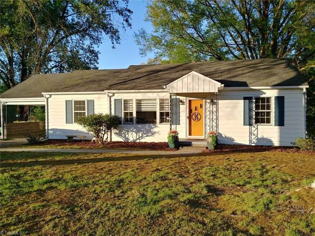 141 Longhook Road, Eden, NC 27288 (MLS #1019985) :: Berkshire Hathaway HomeServices Carolinas Realty