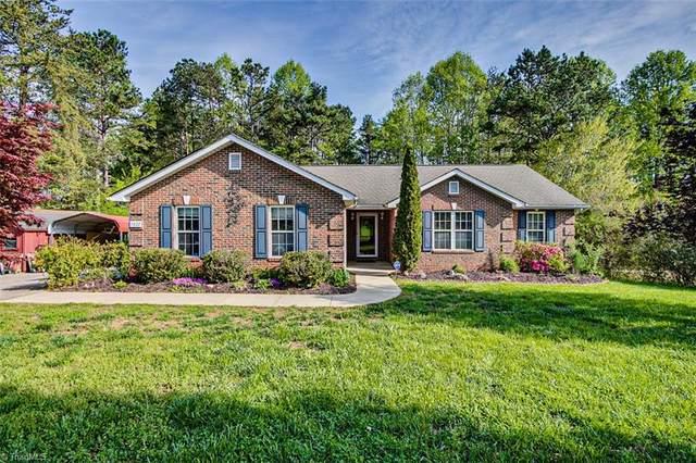 1322 Barker Drive, Randleman, NC 27317 (MLS #1019994) :: Ward & Ward Properties, LLC