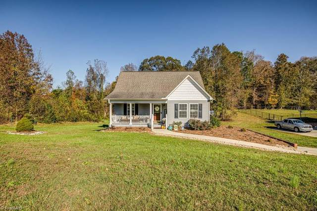 242 Sunset Ridge Lane, Lexington, NC 27295 (MLS #1020015) :: Ward & Ward Properties, LLC