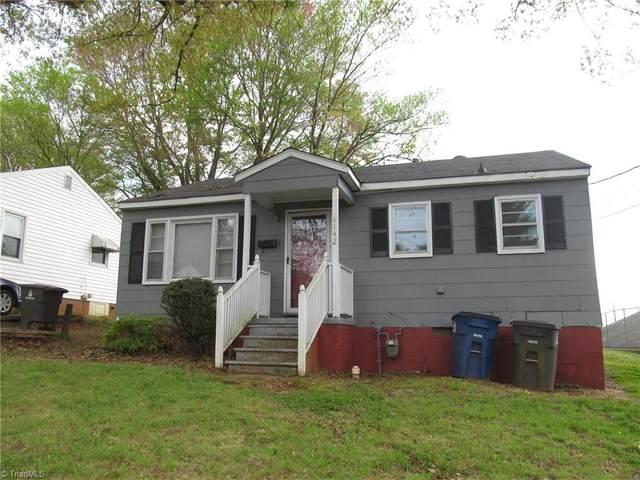 1142 Bank Street, Winston Salem, NC 27101 (MLS #1020038) :: Lewis & Clark, Realtors®