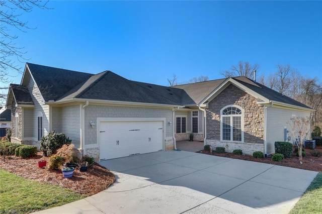 1900 Whisper Lake Drive A, Whitsett, NC 27377 (MLS #1020044) :: Ward & Ward Properties, LLC
