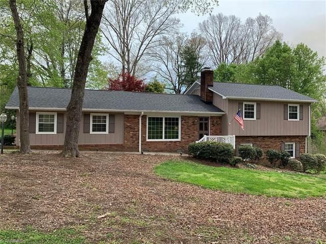132 Corn Tassell Trail, Stoneville, NC 27048 (MLS #1020079) :: Berkshire Hathaway HomeServices Carolinas Realty