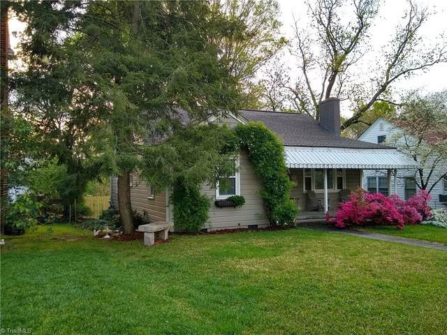 403 Mayflower Drive, Greensboro, NC 27403 (MLS #1020090) :: Berkshire Hathaway HomeServices Carolinas Realty