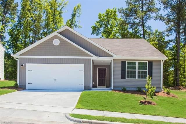 2118 Briar Run Drive, Greensboro, NC 27405 (MLS #1020097) :: Ward & Ward Properties, LLC