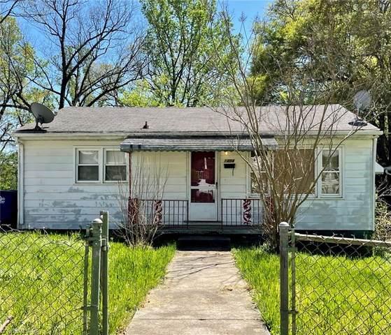 1404 23rd Street, Winston Salem, NC 27105 (MLS #1020101) :: Ward & Ward Properties, LLC