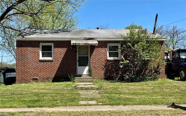 1602 23rd Street, Winston Salem, NC 27105 (MLS #1020103) :: Ward & Ward Properties, LLC