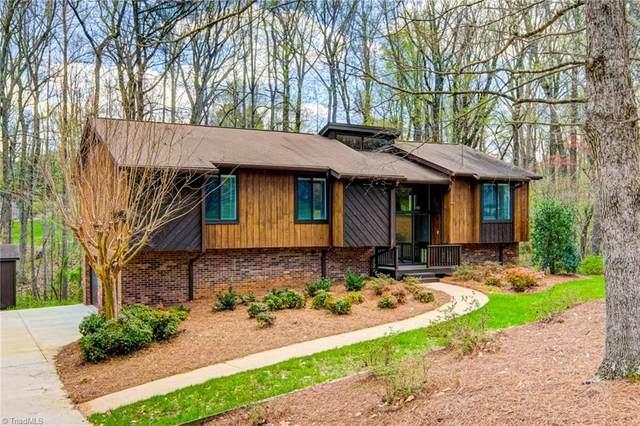 5380 Brittianywood Road, Kernersville, NC 27284 (MLS #1020154) :: Ward & Ward Properties, LLC