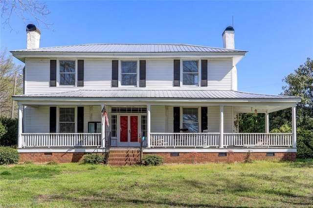 699 Flat Rock Road, Reidsville, NC 27320 (MLS #1020178) :: Ward & Ward Properties, LLC