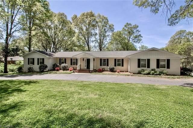 108 Augusta Drive, Statesville, NC 28625 (MLS #1020182) :: Ward & Ward Properties, LLC