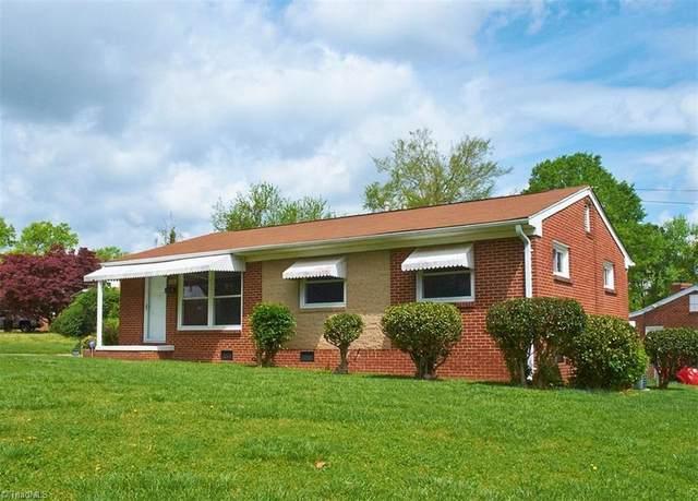1805 Curry Street, Greensboro, NC 27406 (MLS #1020209) :: Berkshire Hathaway HomeServices Carolinas Realty