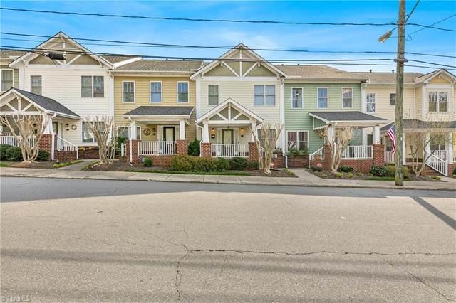 755 S Poplar Street, Winston Salem, NC 27101 (MLS #1020212) :: Team Nicholson