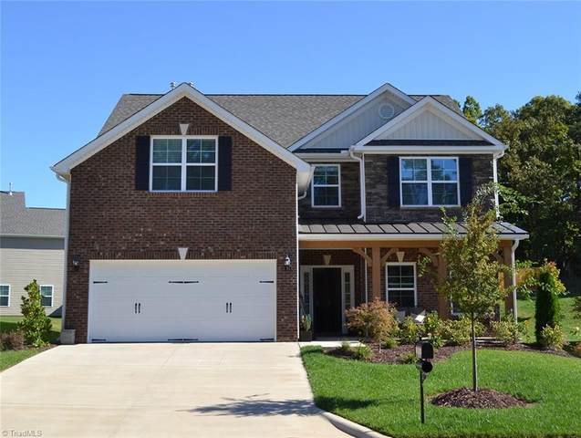 280 High Knoll Drive Lot 70, Walkertown, NC 27051 (MLS #1020227) :: Lewis & Clark, Realtors®