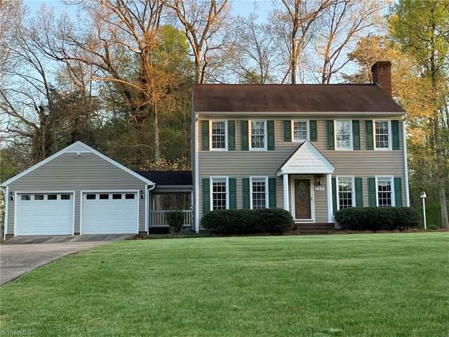 126 Ridge Wood Street, Stoneville, NC 27048 (MLS #1020236) :: Ward & Ward Properties, LLC