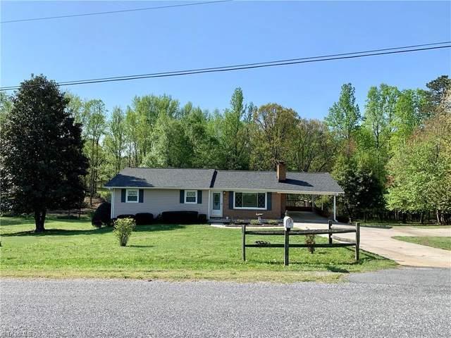 221 Mckinley Drive, Lexington, NC 27295 (MLS #1020256) :: Berkshire Hathaway HomeServices Carolinas Realty