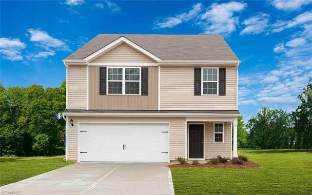 2201 Ram Road, Greensboro, NC 27405 (MLS #1020263) :: Ward & Ward Properties, LLC