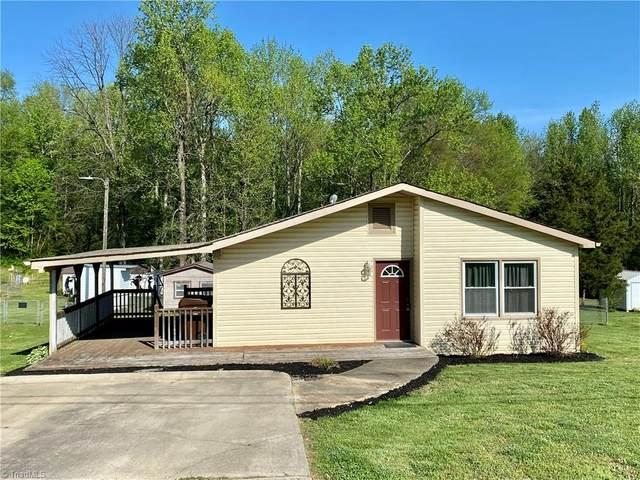 4242 Briarcliff Road, Thomasville, NC 27360 (MLS #1020266) :: Ward & Ward Properties, LLC
