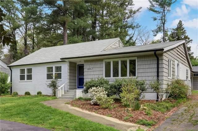3204 Edgewater Drive, Greensboro, NC 27403 (MLS #1020269) :: Berkshire Hathaway HomeServices Carolinas Realty