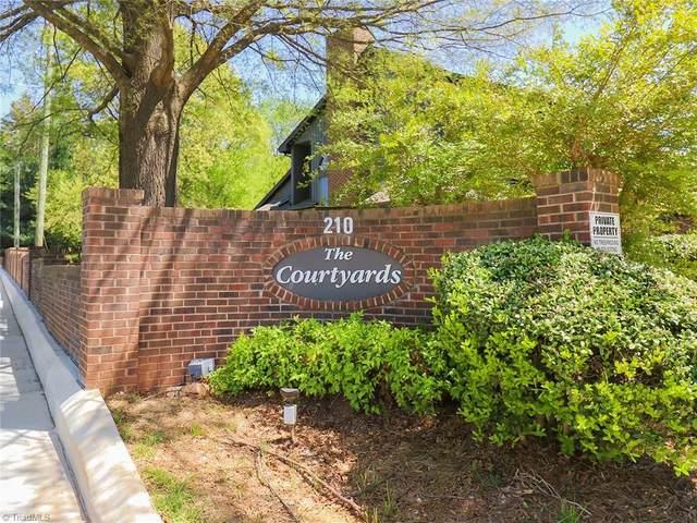 210 College Road #604, Greensboro, NC 27410 (MLS #1020276) :: Lewis & Clark, Realtors®