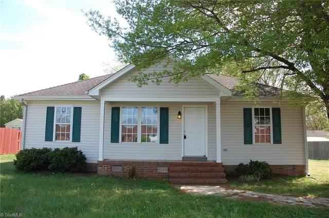 619 Parker Street, Graham, NC 27253 (MLS #1020278) :: Ward & Ward Properties, LLC