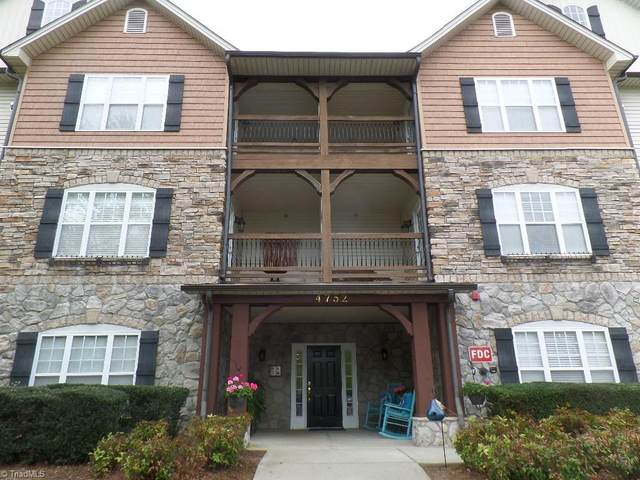 4752 Tatton Park Circle, Winston Salem, NC 27103 (MLS #1020298) :: Ward & Ward Properties, LLC