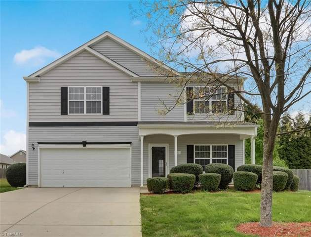 121 Silver Creek Trail, Kernersville, NC 27284 (MLS #1020303) :: Ward & Ward Properties, LLC
