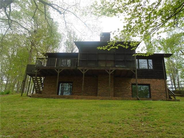 704 Lake Lemar Road, Reidsville, NC 27320 (MLS #1020312) :: Ward & Ward Properties, LLC