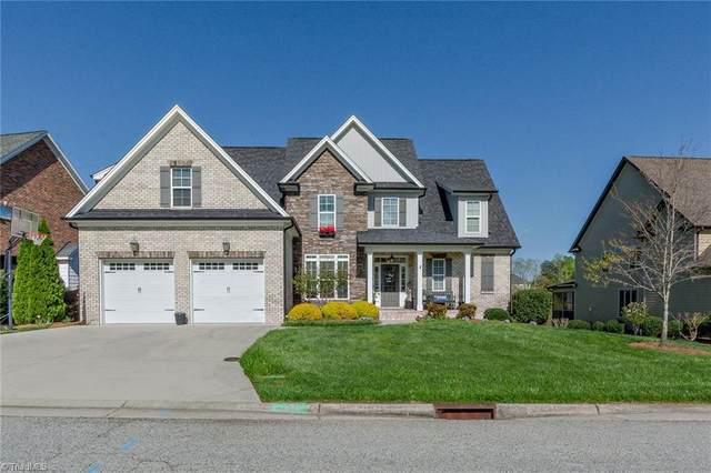 5073 Woodmont Ridge Court, Clemmons, NC 27012 (MLS #1020315) :: Greta Frye & Associates | KW Realty Elite