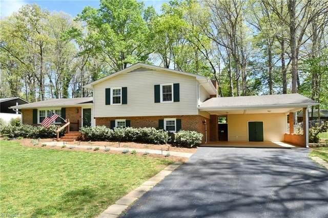 1837 Buddingbrook Lane, Winston Salem, NC 27106 (MLS #1020329) :: Ward & Ward Properties, LLC