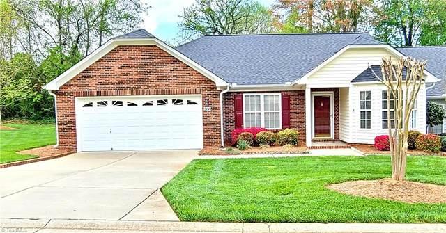 200 Miller Pointe Drive, Winston Salem, NC 27106 (MLS #1020333) :: Ward & Ward Properties, LLC