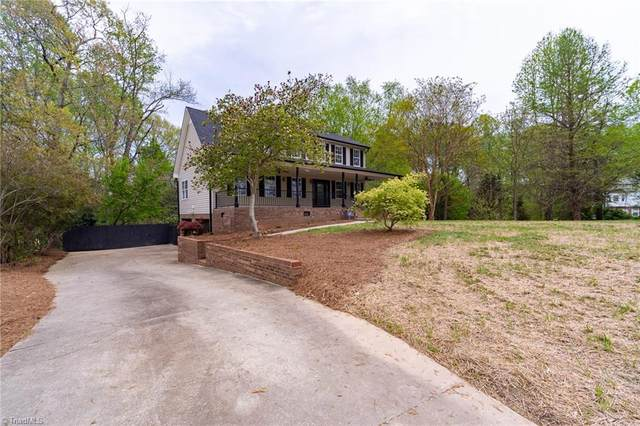 846 Union Grove Road, Lexington, NC 27295 (MLS #1020336) :: Ward & Ward Properties, LLC