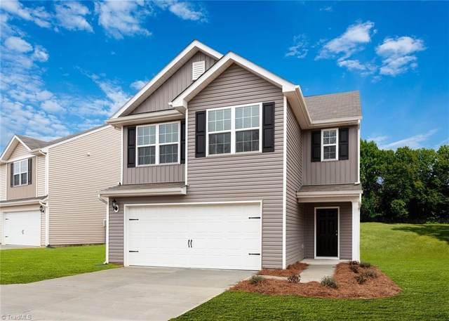 2120 Briar Run Drive, Greensboro, NC 27405 (MLS #1020339) :: Ward & Ward Properties, LLC