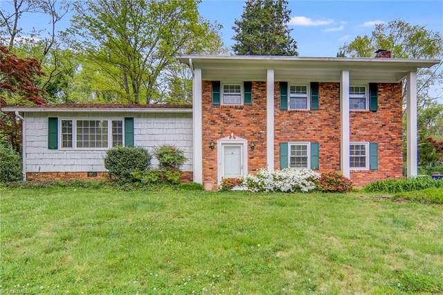 755 Lynn Dee Drive, Winston Salem, NC 27106 (MLS #1020349) :: Ward & Ward Properties, LLC