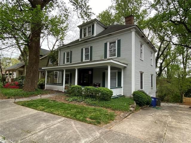 158 Piedmont Avenue C, Winston Salem, NC 27101 (MLS #1020364) :: Ward & Ward Properties, LLC