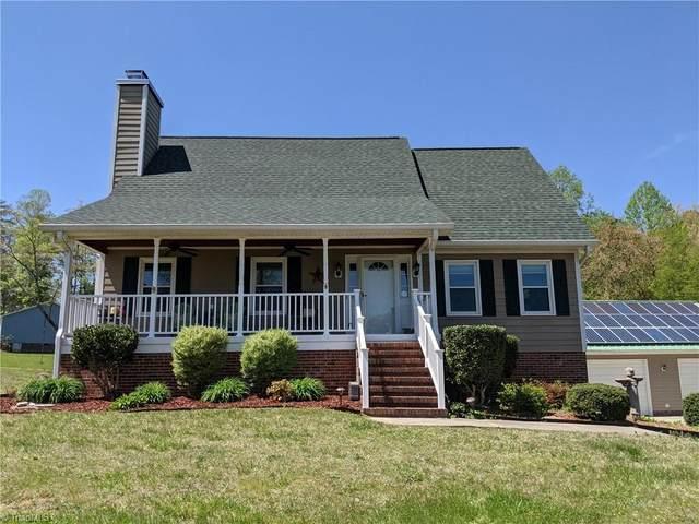4501 Alamance Church Road, Liberty, NC 27298 (MLS #1020376) :: Ward & Ward Properties, LLC