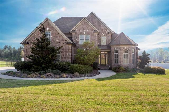 361 Hush Hickory Trace, Reidsville, NC 27320 (MLS #1020393) :: Ward & Ward Properties, LLC