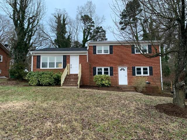 1110 Dartmouth Avenue, High Point, NC 27260 (MLS #1020394) :: Ward & Ward Properties, LLC