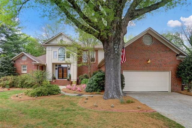 602 Bruton Place S, Greensboro, NC 27410 (MLS #1020401) :: RE/MAX Impact Realty