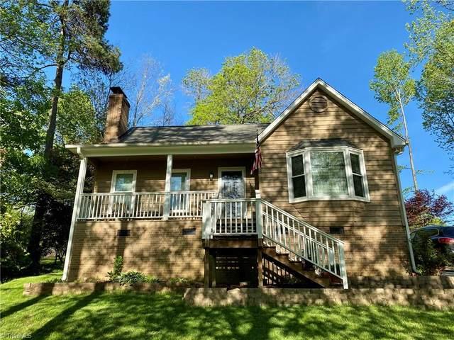 4907 Whisper Oak Drive, Trinity, NC 27370 (MLS #1020405) :: Ward & Ward Properties, LLC