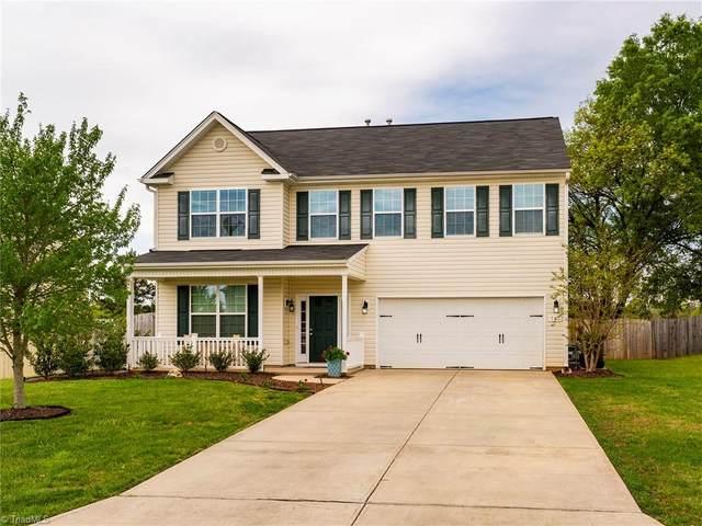 183 Brycewood Drive, Burlington, NC 27215 (MLS #1020406) :: Greta Frye & Associates | KW Realty Elite