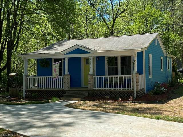 1309 Penny Road, High Point, NC 27265 (MLS #1020408) :: Ward & Ward Properties, LLC