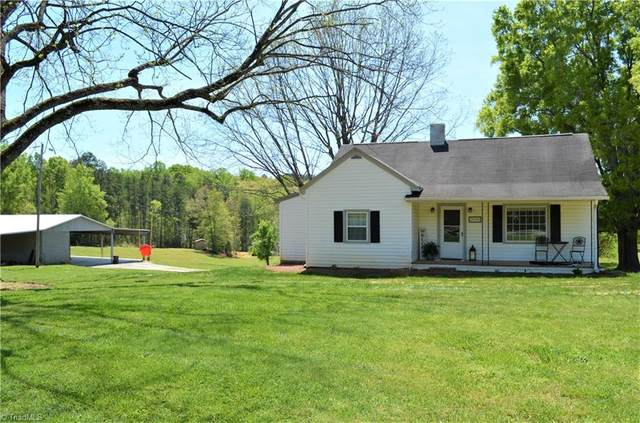 2935 Boones Cave Road, Lexington, NC 27295 (MLS #1020411) :: Ward & Ward Properties, LLC