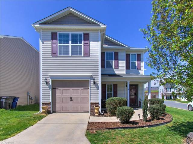 1409 Hammermill Lane, Kernersville, NC 27284 (MLS #1020426) :: Ward & Ward Properties, LLC