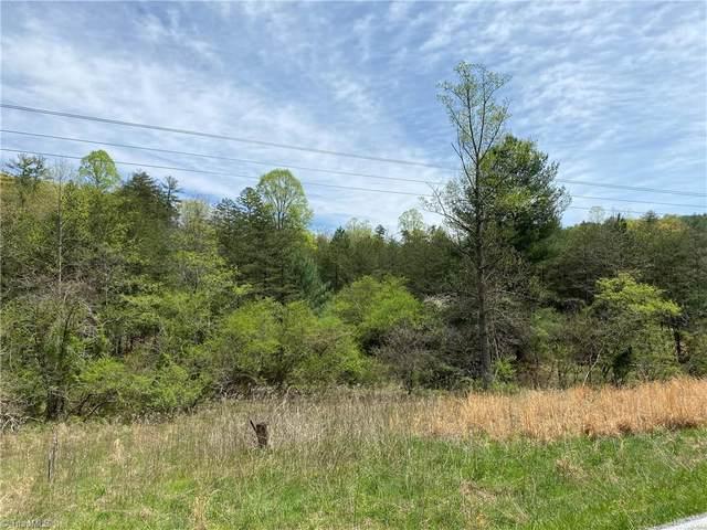 TBD Cane Creek Church Road, Mcgrady, NC 28649 (MLS #1020428) :: RE/MAX Impact Realty